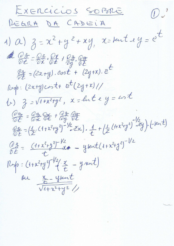 Colectânea de Exercícios, Testes e Exames de Matemática ...