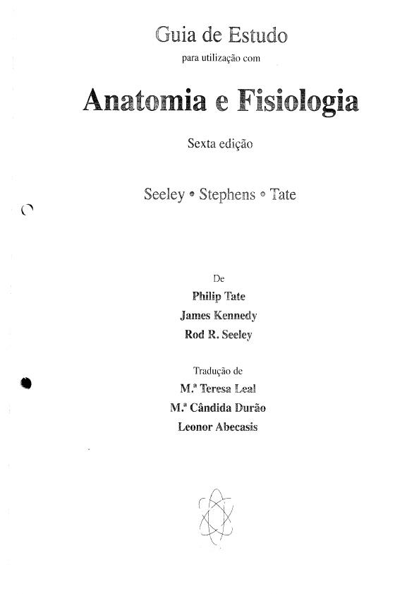 Famoso Seeley Stephens La Anatomía Y La Fisiología Tate Composición ...