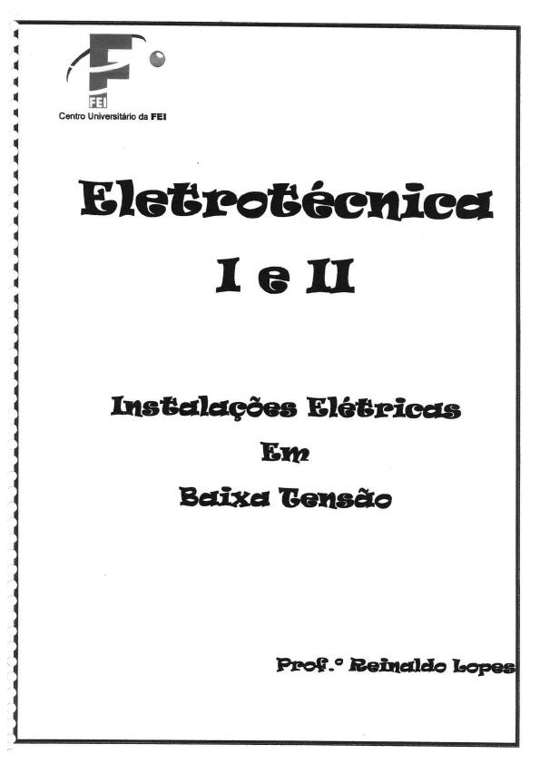 apostila eletrotecnica gratis