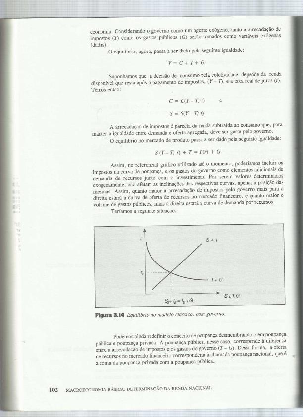 Macroeconomia I - FEP