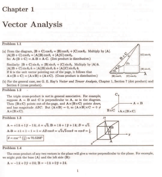 Griffiths david introduction to electrodynamics solutions ccuart Choice Image