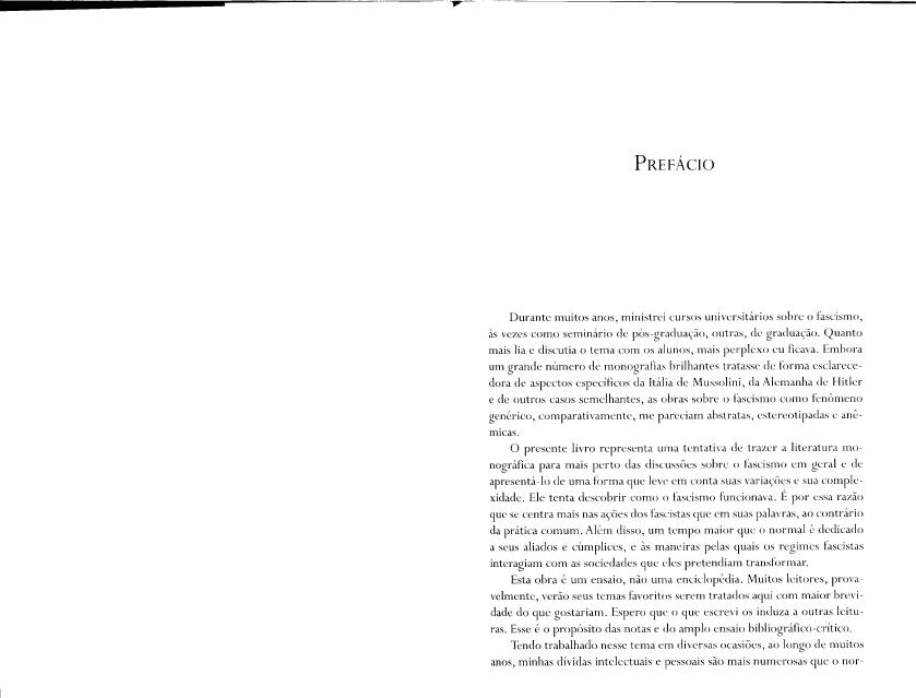 PAXTON, R.- A Anatomia do Fascismo - História do Poder e da Po