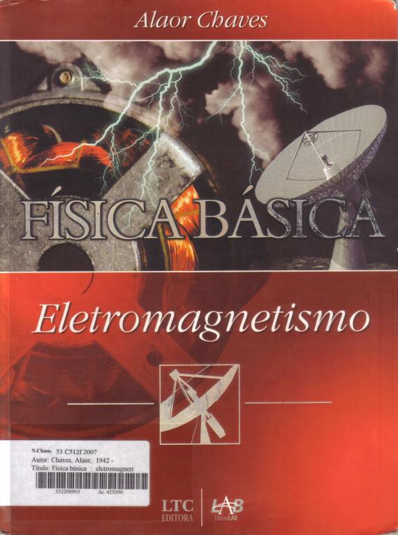alaor chaves eletromagnetismo