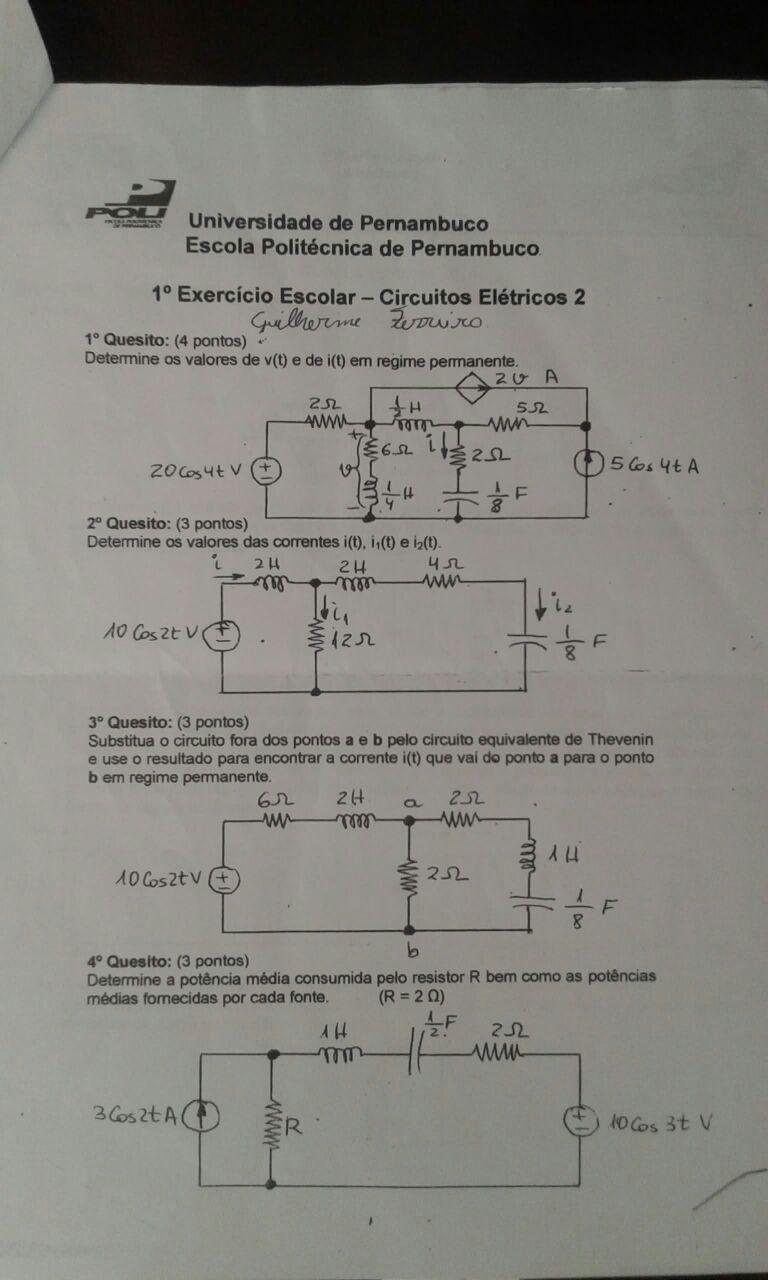 Circuito Eletricos : º ee circuitos fittipaldi circuitos elétricos
