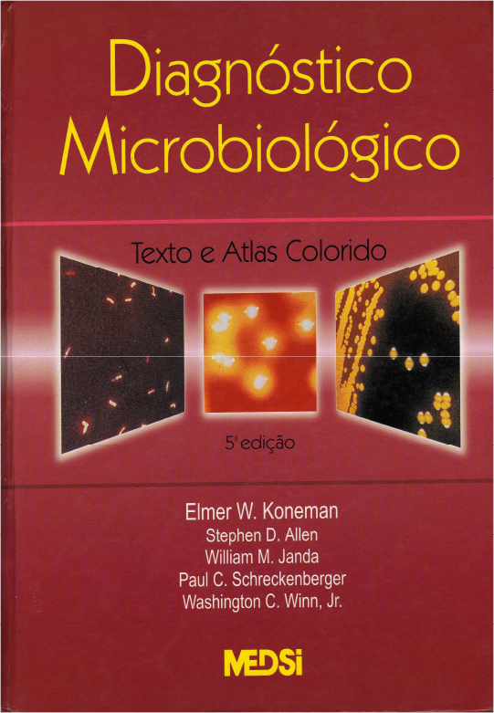 diagnostico microbiologico koneman