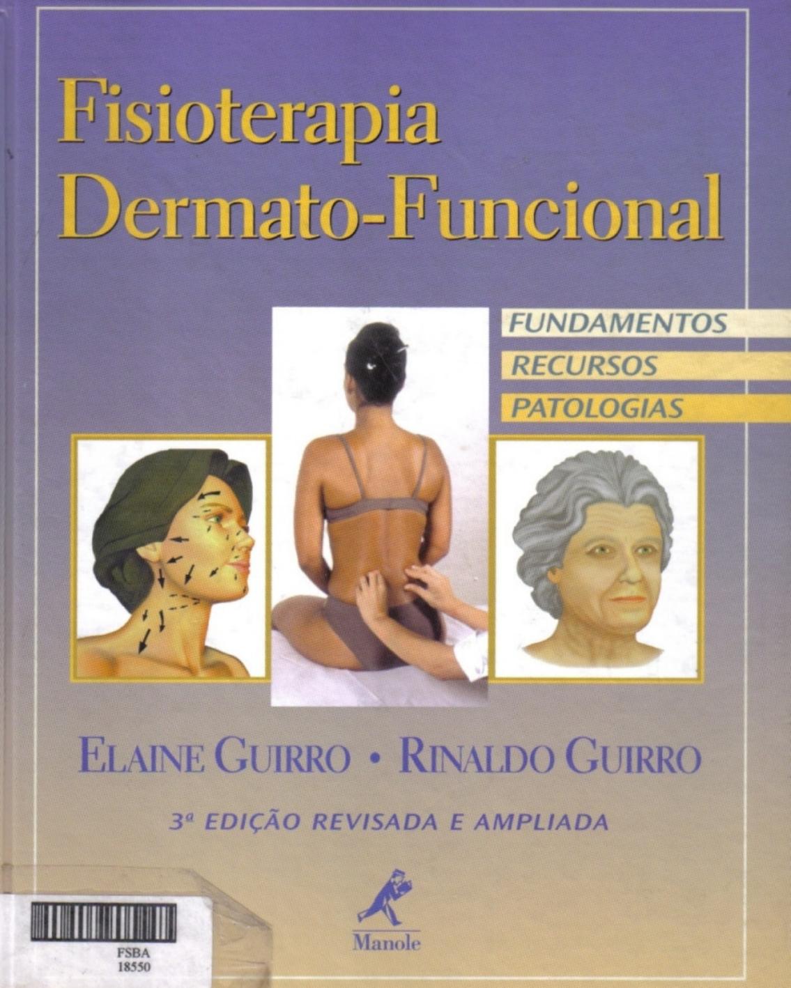 fisioterapia dermato funcional guirro