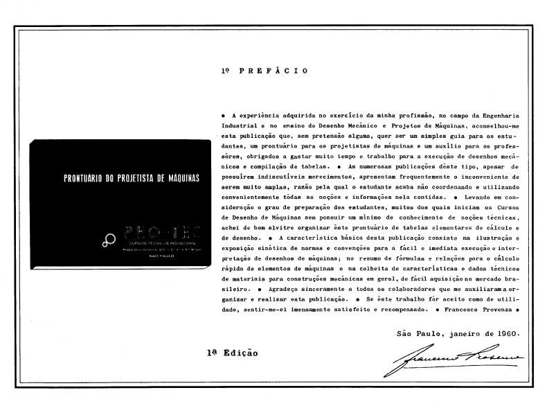 Projetista De Maquinas - Protec Pdf