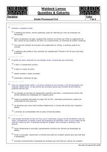 WL-Questões-12-Direito Processual Civil-043-PCI