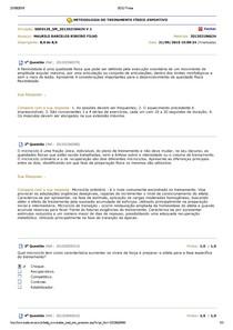 AV2 - Simulado - Metodologia do treinamento fisico esportivo 2015-1 (1)