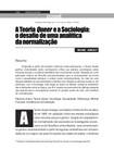 A Teoria Queer e a Sociologia