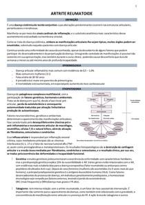 Artrite reumatóide -