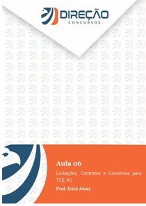 AULA 06 - CONVENIOS