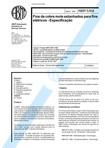 NBR 5368   Fios de cobre estanhados