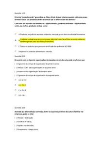 Apol 05 Empreendedorismo Nota 100