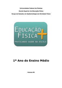 APOSTILA   Ed F   1º ano Ens. Médio