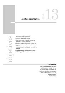 Aula 13 - A célula apoptóptica