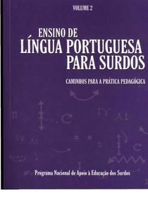 Ensino de lingua portuguesa para surdos - Volume 2