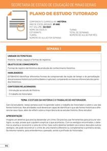 Correção PET 2 História 2021 6º ano PDF