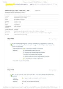 ATIVIDADE TELEAULA II 7116-60_ _