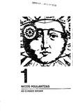 Nicos Poulantzas - As classes sociais