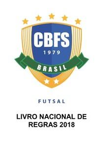 Livro de Regras Oficiais Futsal - Educação Física - 11 be4c5ed761346