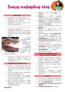 Doenças exantemáticas virais