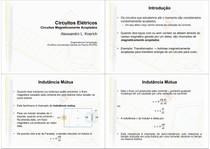 c703aee18a4 Circuitos Magneticamente Acoplados - Eletricidade Geral
