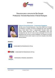 Redação sobre Políticas Públicas da Educação no Brasil