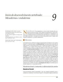 Cap 9 Mesoderma Endoderma