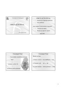 Cardiopatias Congenitas II