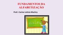 TEORIA CONSTRUTIVISTA HIPOTESES DE ESCRITA E PROCESSO DE ALFABETIZAÇÃO