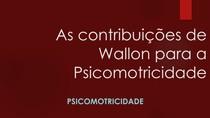Aula 6 - Contribuições de Wallon