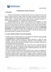 TGP - Nota de Aula 02 - Direito Material e Direito Processual 2016.1