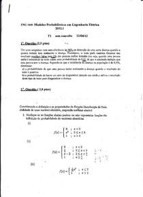 P1 Modelos - Raimundo (com gabarito) - 2012.1