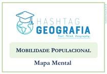 MAPA MENTAL - MOBILIDADE POPULACIONAL