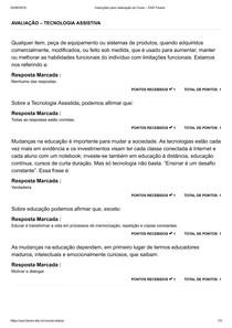 08 AVALIAÇÃO TECNOLOGIA ASSISTIVA