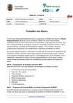 ATIVIDADE   05 Proposta do trabalho   20 pontos   TRABALHO PRONTO