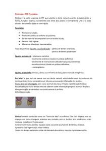 Pônticos e PPF Provisória (1)