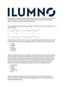 A2 - Técnicas Digitais - 2018 1 - on line - EAD UVA prova 1
