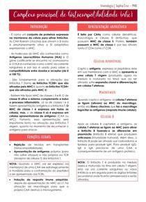 Imunologia - MHC