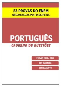 CADERNO DE PROVAS PORTUGUÊS ENEM