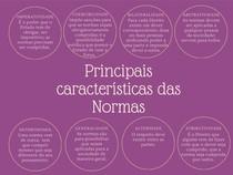 Principais Características das Normas Jurídicas