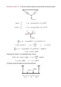 2 Exercicios resolvidos de CIV 107