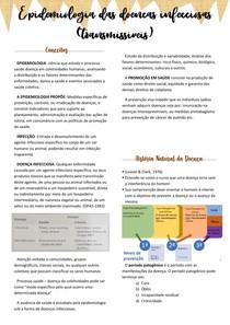 Epidemiologia das doenças infecciosas (transmissiveis)
