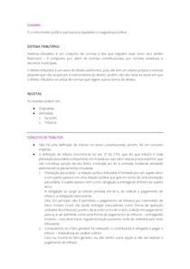 Anotações - Introdução ao Direito Tributário
