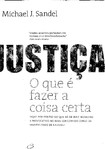 Michael Sandel - JUSTIÇA