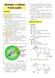 Abordagem e contenção de equinos e ruminantes