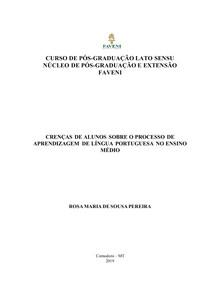 ARTIGO LETRAS