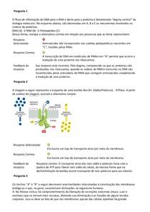 PROCESSOS BIOLOGICOS ATIV 2
