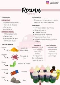 Resina Acrilíca